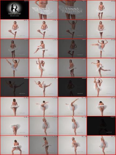 Yanna Ballerina 576p
