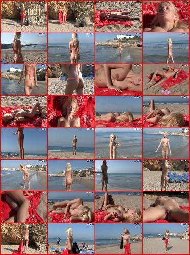 Erica F Nude Beach 1080p