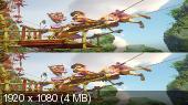 Крякнутые каникулы 3D / Quackerz 3D  Вертикальная анаморфная