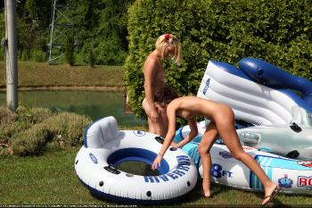 Lakeside Inflatable Fun 1