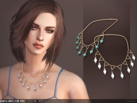 Колье, ожерелья, ошейники - Страница 4 Ed13d376ff4d4d3c49d63a5a96f0a818