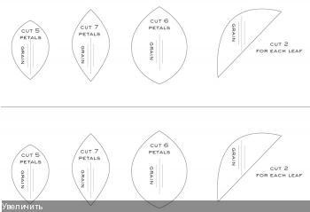 Цветы из гофрированой бумаги 2f84b831988cb6fc3091c8fedf20258a
