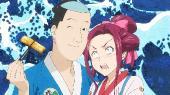 Кулинарные поединки Сомы: Второе блюдо / Shokugeki no Souma: Ni no Sara [TV-2] [01 из 24] (2016) WEBRip 720p | AniPlay