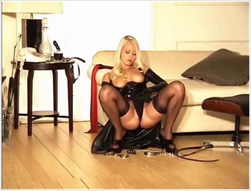 Houseoftaboo / Houseoflatex - 166hotp3 Busty Latex Bondage Part 3 (2009/HD)