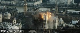 Падение Лондона / London Has Fallen (2016) BDRip-AVC от HELLYWOOD | iTunes