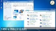 Windows 7 Enterprise SP1 x64 v.2 USB 3.0/SATA/UEFI by YahooIII (RUS/07.2016)