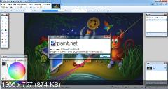Paint.NET 4.0.10 Final [+ Plugins] (2016) PC | Portable by Spirit Summer