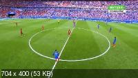 Футбол. Чемпионат Европы 2016. Финал. Португалия - Франция + Превью + Награждение [Матч Футбол 1 HD] [10.07] (2016) IPTVRip-AVC