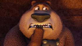Сезон охоты: Байки из леса / Open Season: Scared Silly (2015) BDRip-AVC от HELLYWOOD | iTunes