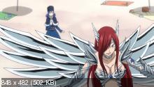 Сказка о хвосте феи / Fairy Tail [OVA] [01-07] (2011-2016) DVDRip-AVC | Persona99