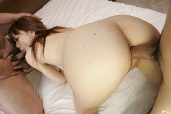 Himena Ebihara - Himena Ebihara lovely Asian babe gets a rear fucking