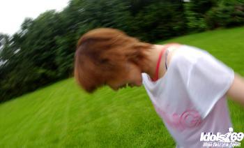 Madoka - Madoka Ozava Pretty Japanese Student Enjoys Herself