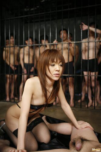 Mao Saito - Mao Saito Naughty Asian chick likes orgies