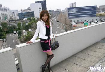Nanase - Naughty Nanase Is A Pro At Modeling And Fucking