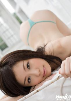Takami Hou - Takami Hou Naughty Asian Model Is A Sexy Show Off