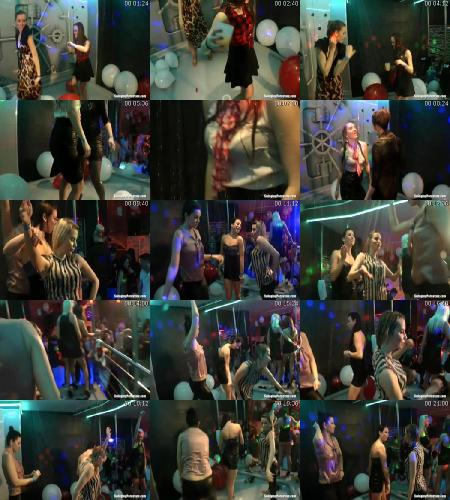 Europorn Birthday Bang Part 4 - Shower Cam