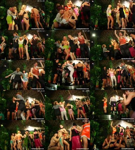 Jungle Bangers Part 4 - Shower Cam