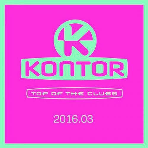 Kontor Top of the Clubs 2016.03  › Торрент