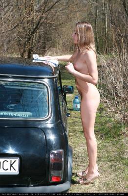 Classic Nude Carwash