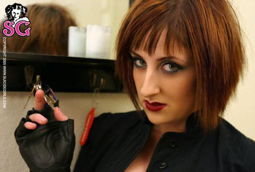 01-22 - Paige - Lady Danger