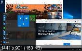 Windows 10 Enterprise 14393.3 Mini-Chip by Lopatkin (x86-x64) (2016) Rus