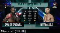 Смешанные единоборства. Bellator 159. Caldwell vs Taimanglo. Основной кард [22.07] (2016) WEBRip-AVC