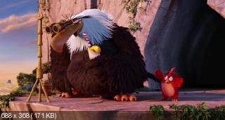 Angry Birds в кино (2016) BDRip от MegaPeer | Лицензия