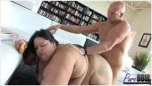 Pure-BBW - Apple Bomb eats and gets fucked at the same time 2016 [FullHD 1080p]