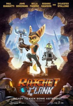 Рэтчет и Кланк: Галактические рейнджеры / Ratchet & Clank (2015) BDRip 1080p