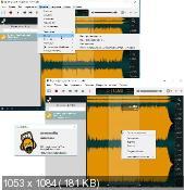 Ocenaudio 3.1.7 - визуальный аудио редактор