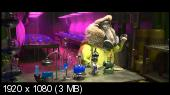 Зверополис 3Д / Zootopia 3D (2016) Blu-Ray CEE 1080p от New-Team | 3D-Video | Лицензия