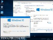 Windows 10 Professional x64 Ver.1607 Lite2 for SSD by Xalex (RUS/2016)