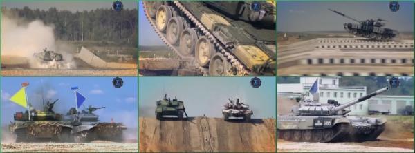 САМЫЙ - САМЫЙ. Танковый Биатлон (2015)