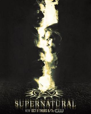 ������������������ / Supernatural [�����: 14, �����: 1-5 (20)] (2018) WEB-DL 1080p | LostFilm