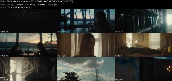 I Think Were Alone Now 2018 BDRip XviD AC3-EVO[]
