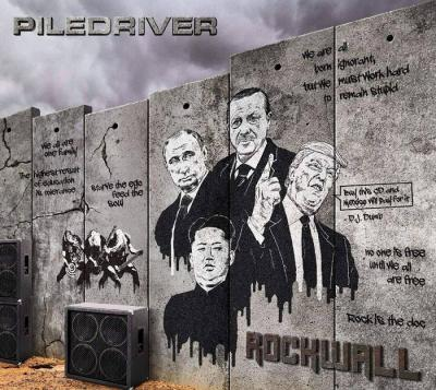 Piledriver - Rockwall  2018