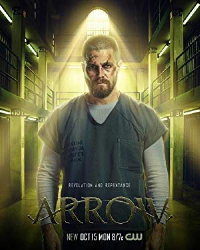 Arrow S07E01 Inmate 4587 720p AMZN WEBRip DDP5 1 x264-CasStudio