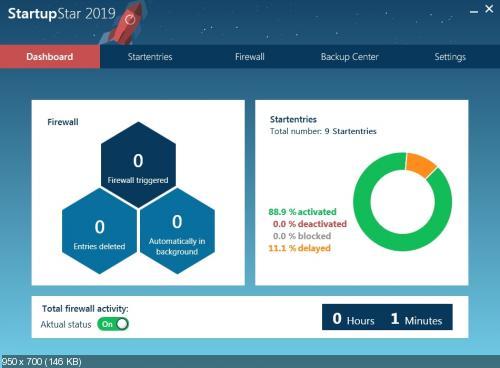 Abelssoft StartupStar 2019.11.21 Build 48