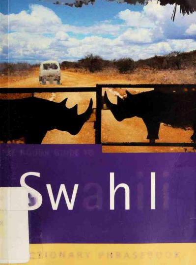 The Rough Guide to Swahili Dictionary Phrasebook