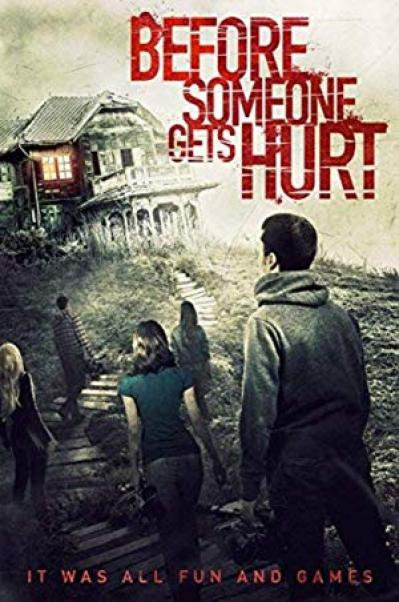 Before Someone Gets Hurt 2018 720p BRRip XviD AC3-XVID