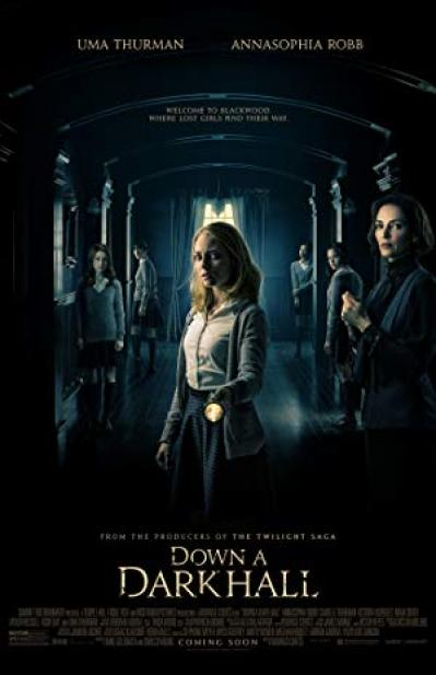 Down A Dark Hall (2018) [BluRay] [720p] [YTS]