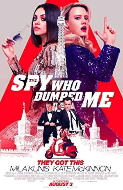 The Spy Who Dumped Me (2018) [WEBRip] [1080p] [YTS]