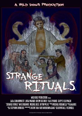 Странные ритаулы / Strange Rituals (2017)