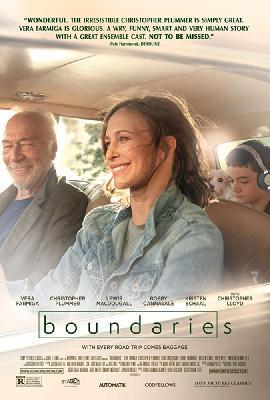 Границы / Boundaries (2018)